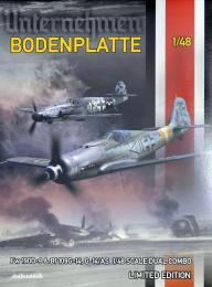 EDUARD LIMITED 1/48 Bodenplatte (Bf+Fw DUAL Combo)
