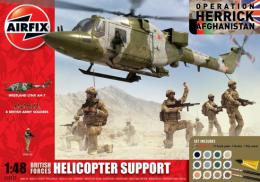 AIRFIX 1/48 Helicopter Support GIFTSET