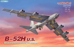 MODELCOLLECT 1/72 U.S.A.F B-52H Stratofortress Strategic Bomber