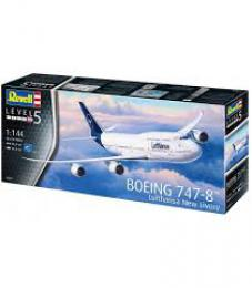 REVELL 1/144 Boeing 747-8 Lufthansa  New Livery