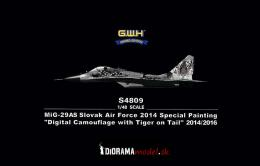 GREAT WALL HOBBY  1/48 MiG-29AS Slovak Airforce