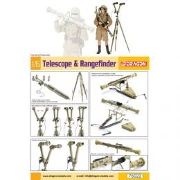 DRAGON 1/6 Telescoope & Range Finder