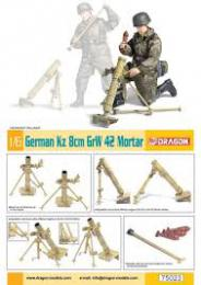 DRAGON 1/6 German Kz8cm GrW 42