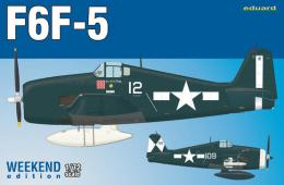 EDUARD WEEKEND 1/72 F6F-5 Hellcat