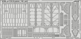 EDUARD Lepty 1/48 SET He 111H-16 exterior for ICM