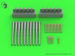 MASTER-PL 1/350 SMS Seydlitz armament set (30 pcs.)