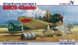 WINGSY KITS 1/48  A5M2b  Claude early version