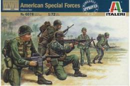 ITALERI 1/72 US Special  Force Vietnam Era