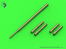 MASTER 1/32 Hawker Tempest/Hawker Fury/Sea Fury barrel tips & pitot