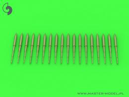 MASTER 1/32 F-16 Fighting Falcon Static dischargers