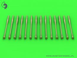 MASTER 1/32 Static dischargers used on MiG jets (14 pcs.)