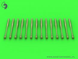 MASTER 1/32 Static dischargers used on Sukhoi (14 pcs.)
