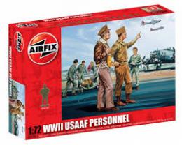 AIRFIX 1/72 USAAF Personel