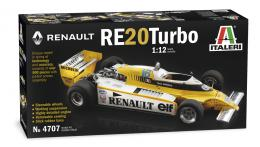 ITALERI 1/12 Renault RE20 Turbo F1