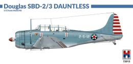H2000 1/72 SBD-2/3 Dauntless Battle of Coral Sea