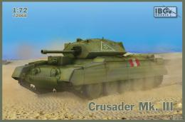 IBG 1/72 Crusader Mk.III British Light Tank