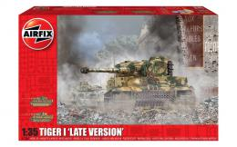 AIRFIX 1/35 Tiger-1 Late Vers.