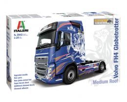 ITALERI 1/24 VOLVO FH4 Globetrotter Medium Roof