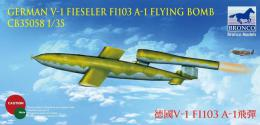BRONCO 1/35 German V-1/Fi-103A-1 Flying Bomb