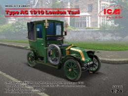ICM 1/24 Renault Type AG 1910 London Taxi