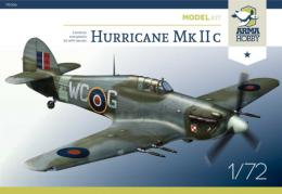 ARMA HOBBY 1/72 Hawker Hurricane Mk.IIc Junior Set
