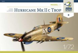 ARMA HOBBY 1/72 Hawker Hurricane Mk.IIc Trop Model Kit
