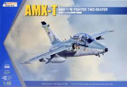 KINETIC 1/48 AMX-T Double Seat Fighter