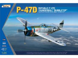 KINETIC 1/24 P-47D Thunderbolt BubbleTop