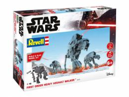 REVELL STAR WARS 1/164 First Order Heavy Assault Walker Sound Set