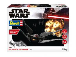 REVELL STAR WARS 1/70 Kylo Ren's TIE Fighter Sound Set