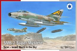 SPECIAL HOBBY 1/72 SMB-2 Super Mystere Israeli Storm in the Sky