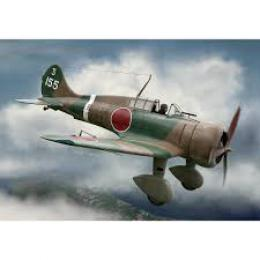CLEAR PROP 1/72 A5M2b Claude Early (4x camo, 1938-1941)