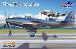 DORA WINGS 1/48 P-63E Kingcobra two-seat (3x camo)