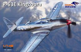 DORA WINGS 1/48 P-63E-1-BE Kingcobra (6x camo)