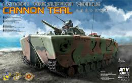AFV 1/35 LVTH6A1 Fire Support Vehicle