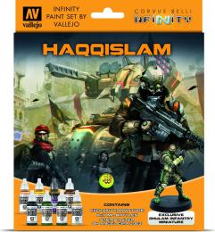 VALLEJO 70237 Haqqislam Infinity Set Exclusive 8x 17ml