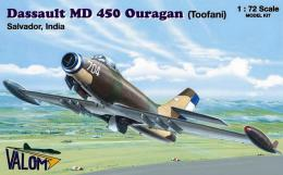 VALOM 1/72 MD 450 Ouragan Toofani (Salvador, India)