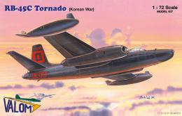 VALOM 1/72  RB-45C Tornado (Korean War)