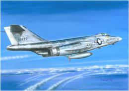 VALOM 1/72 F-101A Voodoo (Nuclear bomber)