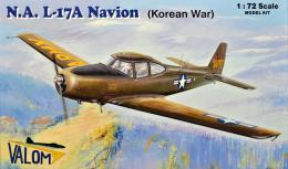 VALOM 1/72  L-17A Navion (Korean War)