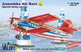 VALOM 1/48 Annushka Air Race (Special Limited Edition)