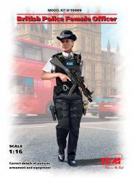 ICM 1/16 British Police Female Officer