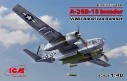 ICM 1/48 A-26B-15 Invader American WWII Bomber