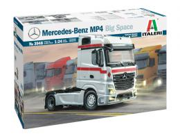 ITALERI 1/24 Mercedes Benz MP4 Big Space