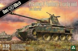 DAS WERK 1/35 Pzkpfwg. V Panther Ausf.A Early/Mid