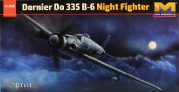 HK MODELS 1/32 Dornier Do-335 B-6 Nightfighter