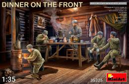 MINIART 1/35 Dinner On The Front