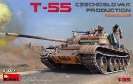 MINIART 1/35 T-55 Czechoslovak Production