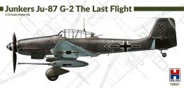 H2000 1/72 Junkers Ju-87G-2 The Last Flight