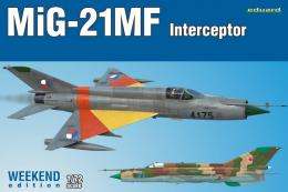 EDUARD WEEKEND 1/72 MiG-21MF Interceptor
